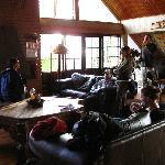 Main lodge/lobby area