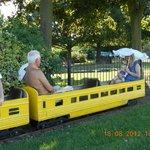Miniature railway at The Strand