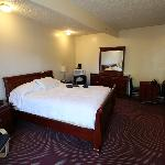 Grande chambre tout confort