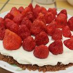 Delicious Mascarpone Tart