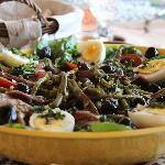The Nicoise Salad