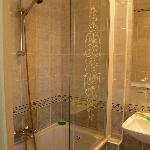 petite douche