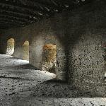 Inside the Spital Bastion