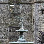 Fountion at Mallow Castle