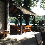 Hinterer Gastgarten