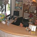 Front Desk and Wonderful staff to greet you with a smile everytime!