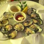 Chef's choice oysters
