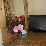 Garden cut flowers in your room