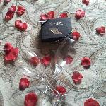 Petals and chocs
