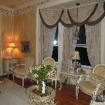 Corner of formal sitting room