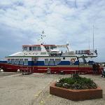 La Desirade - The Ferry