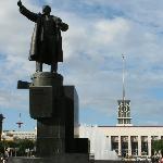 Finlyandsky Railway Station  
