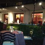Restaurante L'Orangerie