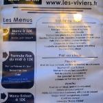 Photo de Restaurant Les Viviers Saint Martin