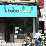 Chococrepe on queen