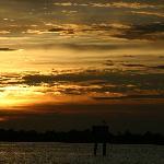 Sunset on Space Coast Tour Banana River Lagoon