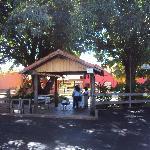 Restaurante Fazendinha - Entrada