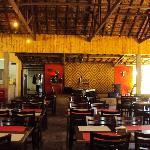 Restaurante Fazendinha - Salão