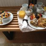 Breakfast Fresh Made