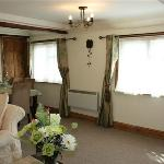 Lounge at Upper Apartment at Robertsbridge Retreat