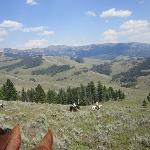 Beautiful Montana country