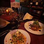 The Club Car Bar & Restaurant