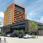 Van der Valk Hotel Duiven bij Arnhem A12