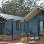 Sydney Getaway Holiday Park Avina Van Village Foto