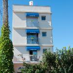 Pavillon Bleu Hotel Restaurant