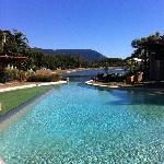 Lovely sunny pool