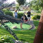36 holes of Adventure Golf await!