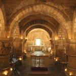 Crypt of Lastingham Church
