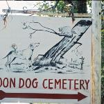 Key Underwood Coon Dog Memorial Graveyard