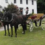 Allegra Farm And The Horsedrawn Carriage And Sleigh Museum Of New England ภาพ