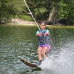 My Eldest learned to slalom in 5 minutes