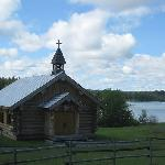Chapel (modern) - 108 Mile Ranch Heritage Site