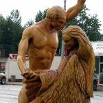 Chetwynd Chainsaw Carvings - Chetwynd B.C.