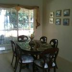 Lovely separate dining room