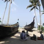 Fishing boats of Kerala