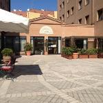 terrazzo Hotel Michelangelo