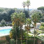 piscine et parc Borgèse