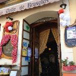 Cafe de la Calle de Bruselas