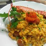 RISOTTO LOBSTER