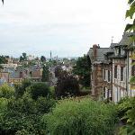 Vue imprenable sur Rouen