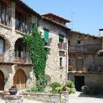 Edificios de la masia