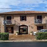 Auberge Provence (entrance)