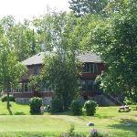 Main House cabin