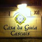 Casa da Guia area entrance