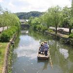 倉敷美観地区を巡る天領舟