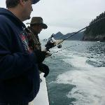 Halibut/Salmon Charter August 15, 2012